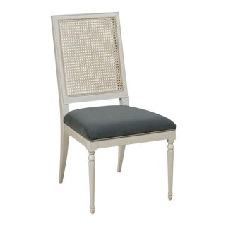 Woodbridge 18th Century French Collette Dining Chair For Sale