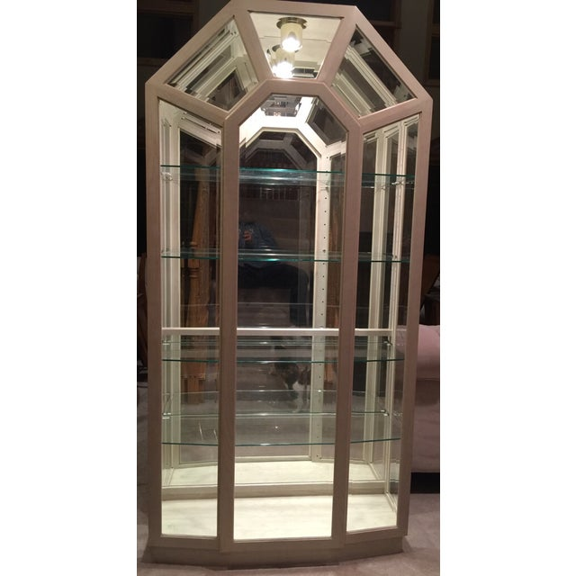 Lighted Curio Cabinet - Image 2 of 4