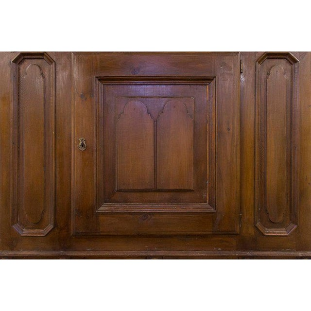 """Late 19th Century Swedish """"Ten Commandments"""" Cupboard For Sale - Image 5 of 6"""