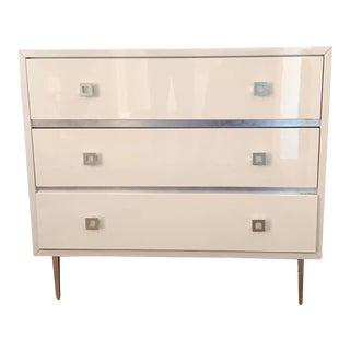 Worlds Away Hudson Chest of Drawers For Sale