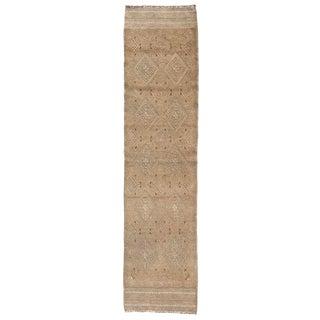 Vintage Gabbeh Runner Rug - 2′1″ × 8′4″ For Sale