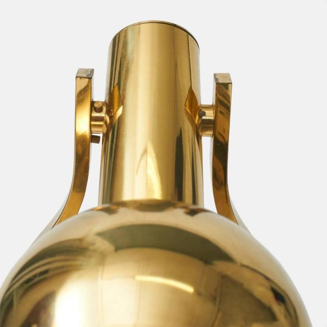 Brass Adjustable Table Lamps by Staff Leuchten - A pair For Sale - Image 7 of 9