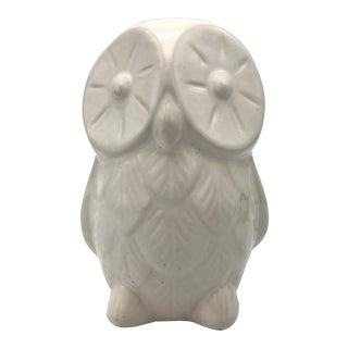 West Elm Modernist Owl Figurine For Sale