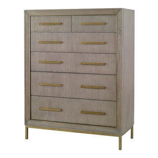 Century Furniture Kendall Tall Chest For Sale