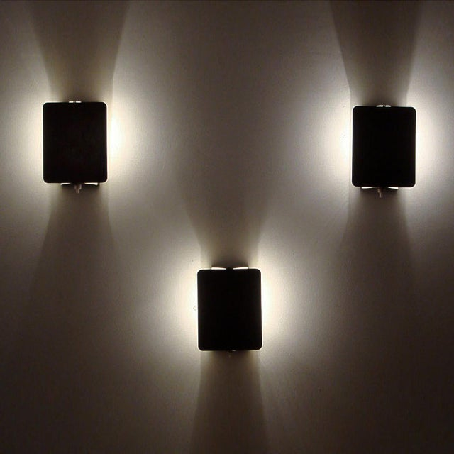 "1960s Black Charlotte Perriand ""Cp1"" Wall Lights For Sale - Image 10 of 11"
