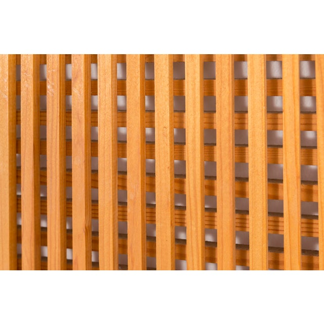 Les Arcs Screen by Charlotte Perriand For Sale In Chicago - Image 6 of 8