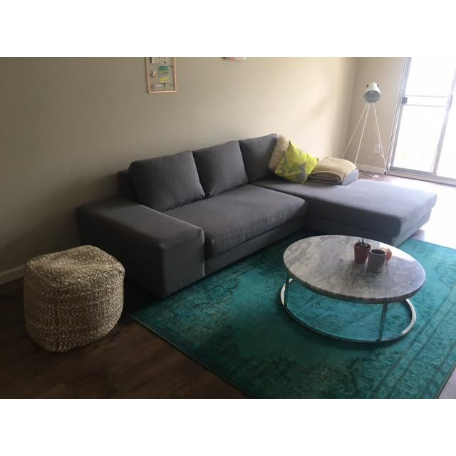 Viesso Strata Sectional With Right Chaise - Image 3 of 5