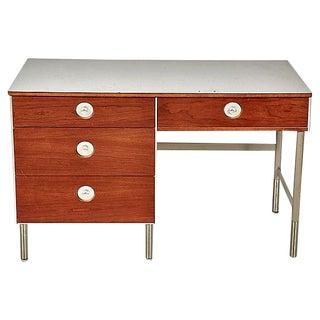 1960s Walnut Desk