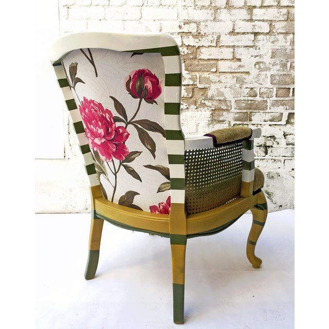 Floral Peony Chair - Image 5 of 5