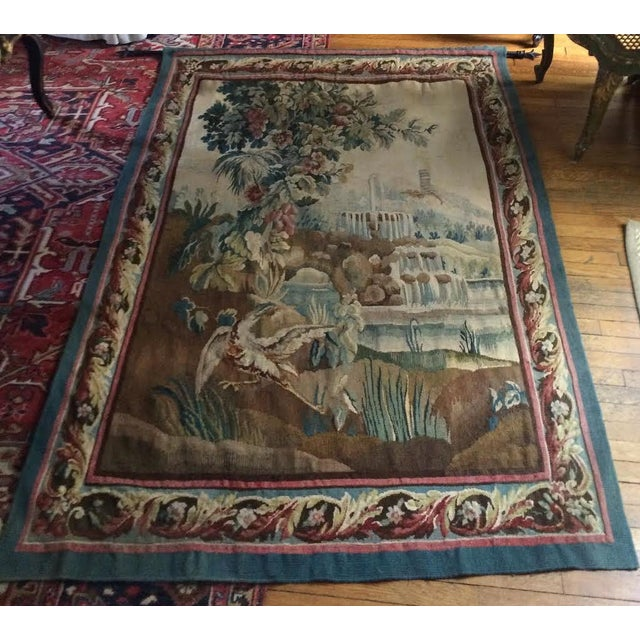 Early 19th Century Antique Tapestry - Image 2 of 7