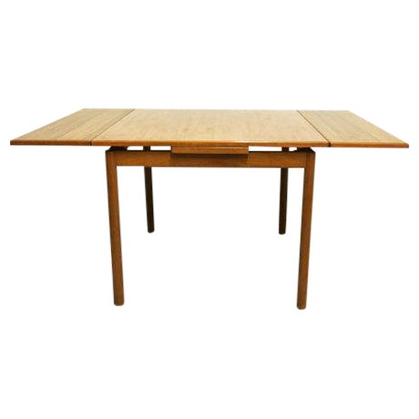 Mid-Century Modern Dining Table in Teak - Image 1 of 6