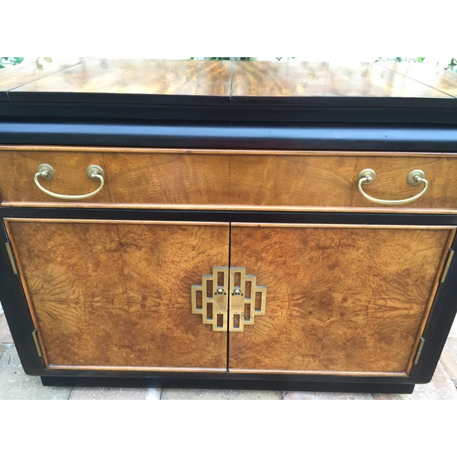 Vintage Century Furniture Chin Hua Server Buffet For Sale - Image 5 of 11