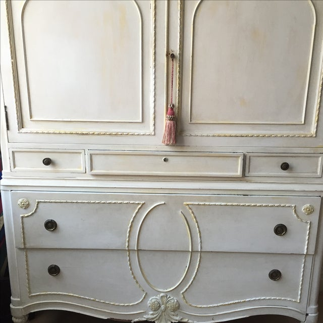 White Painted Dresser - Image 3 of 7