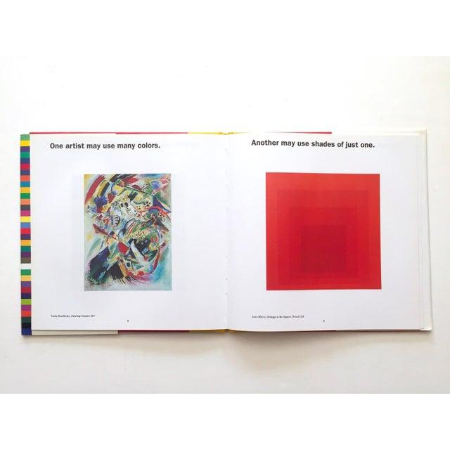 "Henri Matisse "" Colors, Shapes, Lines "" Rare Vintage 1991 1st Edition Museum of Modern Art Children's Art Books - Set of 3 For Sale - Image 4 of 12"