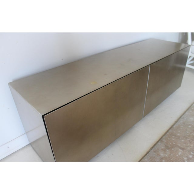 Add a little luster to a cozy den or a bedroom with this small scale entertainment console. At 55-inches it's the perfect...