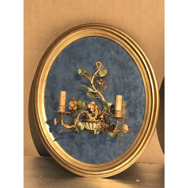 Oval Giltwood Mirrors - A Pair - Image 3 of 6
