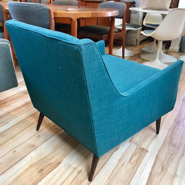1950s Mid-Century Modern Paul McCobb Lounge Chair For Sale In Sacramento - Image 6 of 9