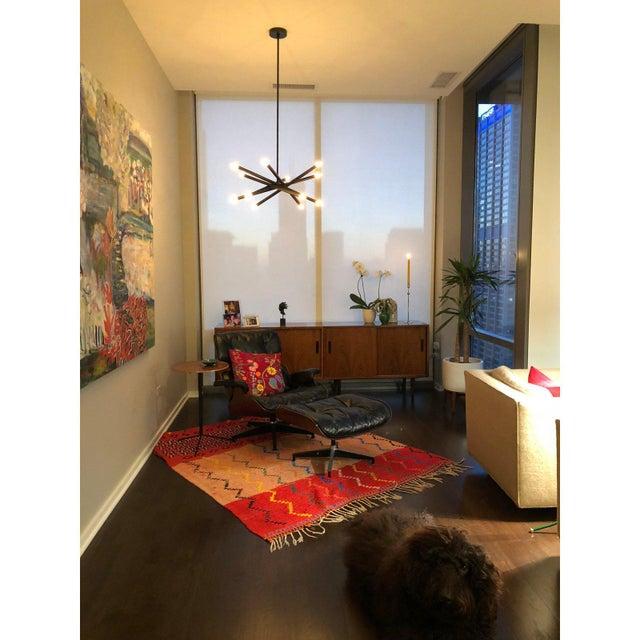 "Blueprint Lighting ""Nest"" Oil-Rubbed Bronze Finish Chandelier For Sale In New York - Image 6 of 8"
