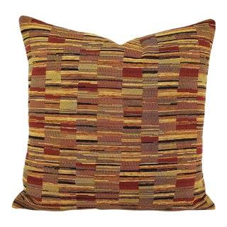 Kravet Navarra in Cinnabar Pillow Cover For Sale