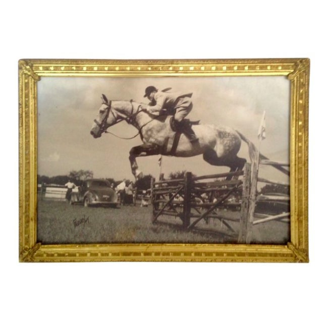 1927 Equestrian Photograph by Harry Freudy - Image 3 of 4