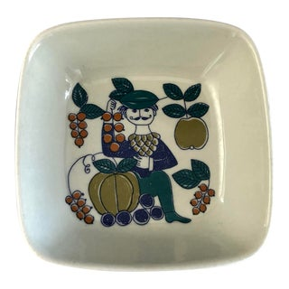 Turi Design Figgjo Flint of Norway Scandinavian Modern Bowl For Sale