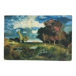 Plein Air Landscape Painting For Sale