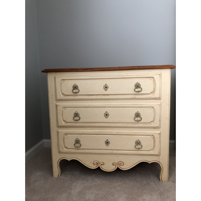 1900s French Country Ethan Allen Legacy Collection 3 Drawer Chest Chairish,Color Personality Test Meaning