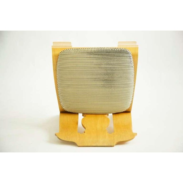 Pair of Robert Venturi Empire Chairs For Sale In New York - Image 6 of 10