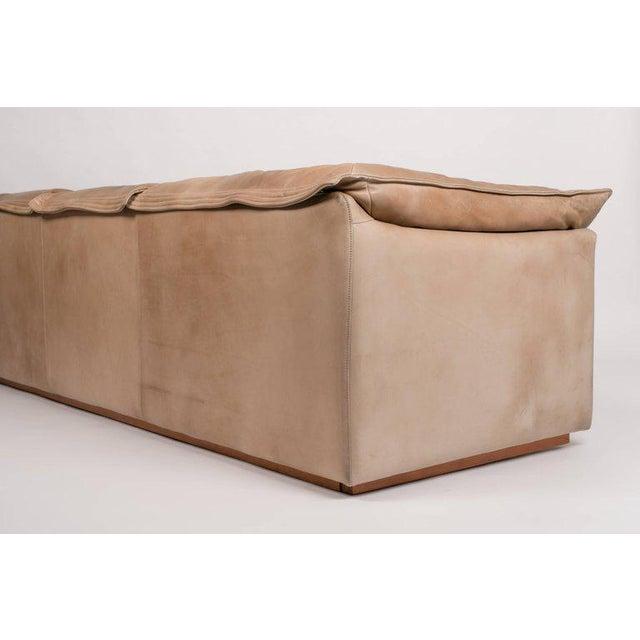 "1970s 1970s Niels Eilersen ""Arizona"" Sofa by Jens Juul Eilersen For Sale - Image 5 of 9"