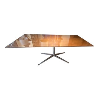 Mid Century Knoll Conference Table/Desk For Sale