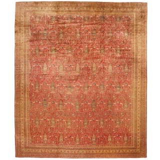 Antique North Indian Carpet For Sale