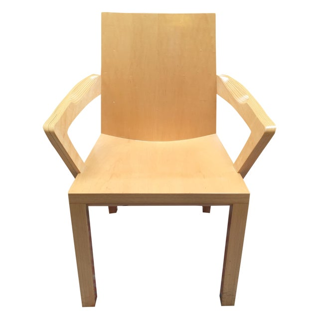Dakota Jackson Library Arm Chair - Image 1 of 10