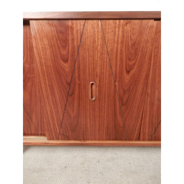 Mid-Century Modern American Credenza - Image 5 of 9