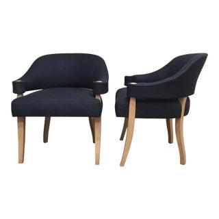 Wesley Hall Birkin Chairs - A Pair