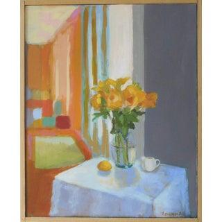 """Morning Light"" Painting"