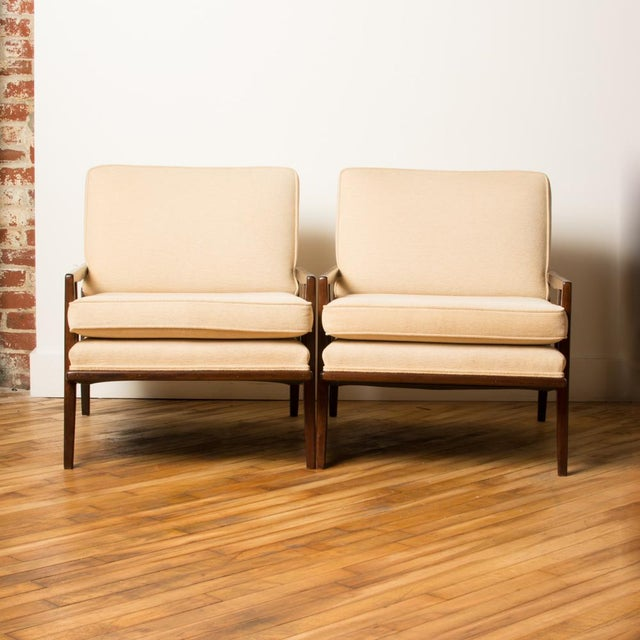 Directional Mid-century Armchairs Designed by Paul Mccobb, Circa 1950 - A Pair For Sale - Image 4 of 8