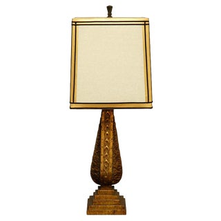 Arts and Crafts Table Lamp For Sale