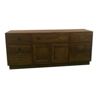 Triple Campaign Dresser