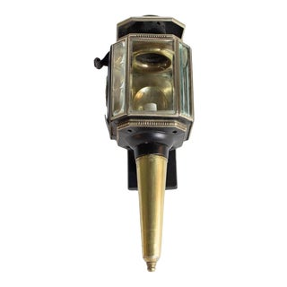 Single Carriage Light For Sale