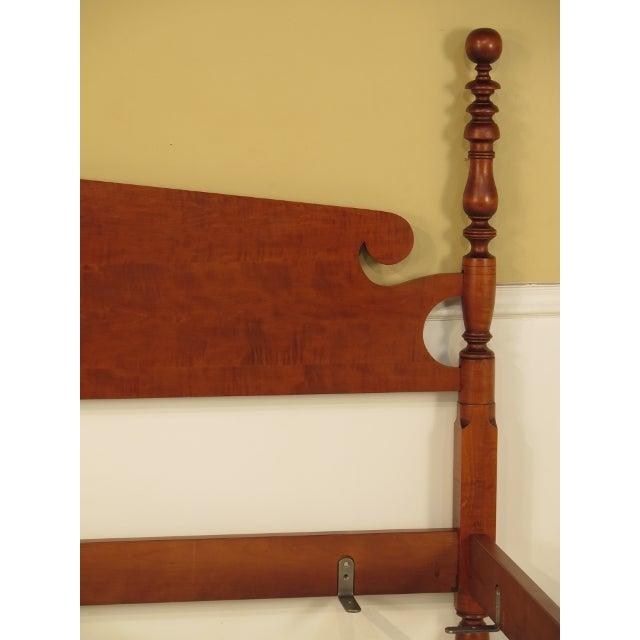 Eldred Wheeler Eldred Wheeler King Cannonball Bed For Sale - Image 4 of 11