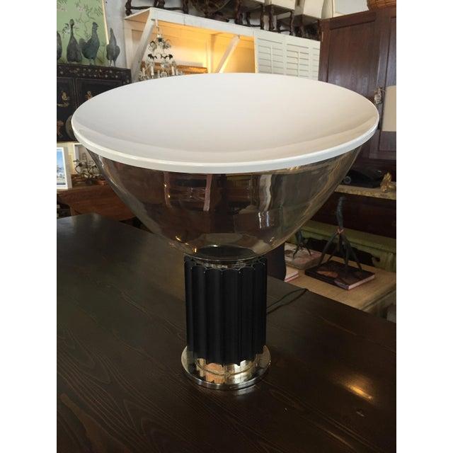 Taccia Lamp by Achille Castiglioni For Sale In West Palm - Image 6 of 6
