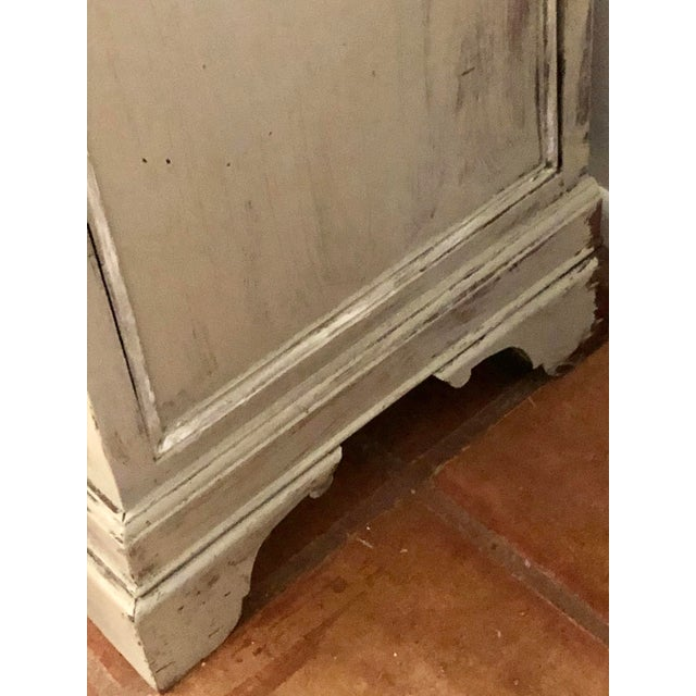 Light Gray Light Gray Sideboard With Double Doors For Sale - Image 8 of 11