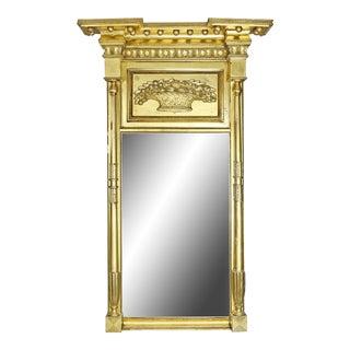 American Federal Salem Giltwood Pier Mirror
