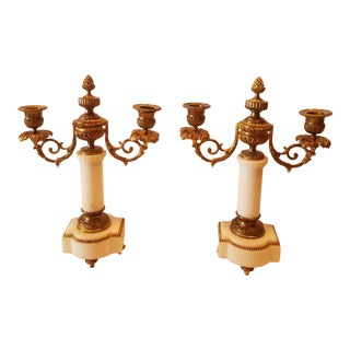 Antique French Candelabras For Sale