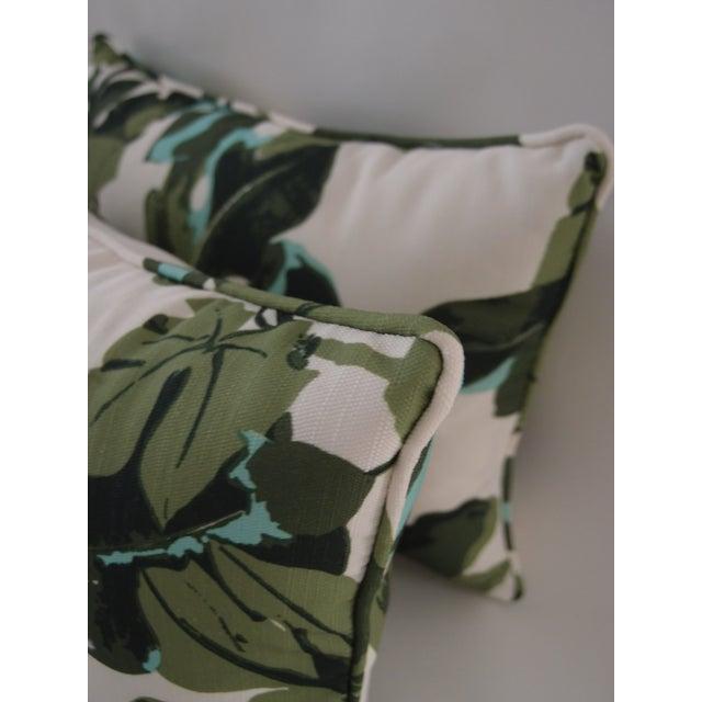 Peter Dunham Outdoor Textile Pillows - Pair - Image 3 of 5