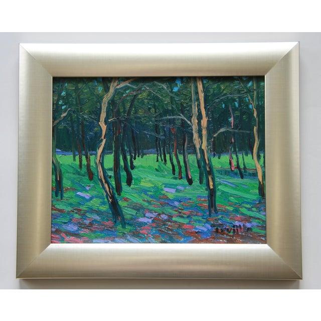 Jose Trujillo Impressionist Landscape Oil Painting - Image 2 of 3