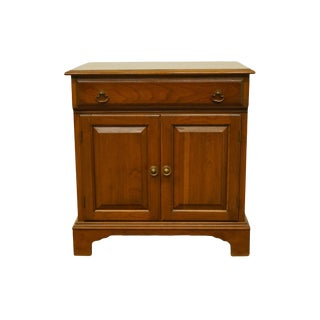 Pennsylvania House Solid Cherry Traditional Commode For Sale