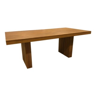 Design Within Reach Teak Kayu Table For Sale
