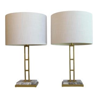 RAAK Style Architectural Table Lamps For Sale