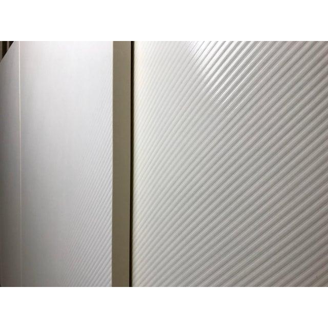 Wood Karl Springer White Credenza For Sale - Image 7 of 11